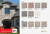 Color Palette | Brampton Brick