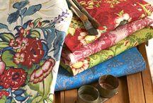 Fabrics on Hand