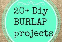 burlap projects (LINATSA)