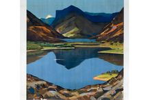 Cumbria / A selection of Vintage Rail Posters from Cumbria