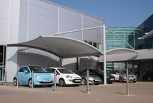 Car Parking Sheds in India