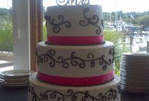 weddind decorations pink