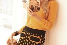 Fashion / by Ashley Fitzgerald