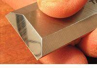 chisle sharping