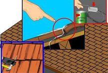 Leaky Roof? / A leaking roof is a very common issue for home owners, view our suggestions on how to avoid this annoying problem.