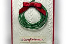 Inspiration - SU Holiday / Some papers featured on these designs may be retired, but all the stamps and dies are currently available.