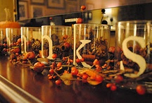 Fall decor / by Kathy Fiorito House