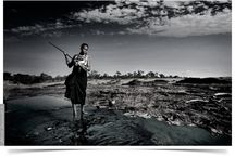 DUO and BW Photography  #2 / Wildlife, landscapes and portraits in AFRICA