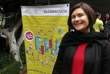 Equipo FILIJ / Las personalidades detrás de la 35 Feria Internacional del Libro Infantil y Juvenil