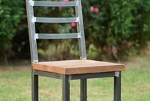 Καρέκλες ΜΕΤΑΛΛΙΚΕΣ
