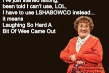 gotta laugh / by Cathy Wheelock Caster