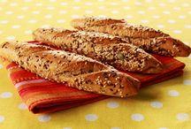 Bread - kenyér, péksütemény