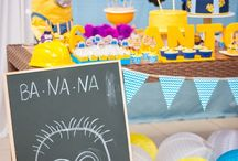Minions Despicable Me Party