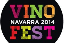 Vinofest / La celebración de los nuevos vinos Navarra y sus nuevas añadas... en Baluarte de Pamplona.