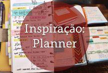 planner + bullet journal