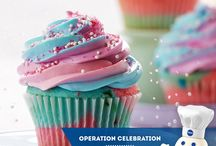 Operation Celebration / Celebrations aren't just for the holidays. Find fun reasons to bake, recipes and activities for year-round baking inspiration.