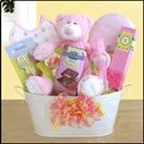 Baby Gift Baskets / Gift baskets for new arrivals, baby showers / by Hanny's Gift Gallery
