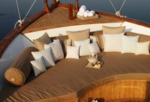 Yacht decks