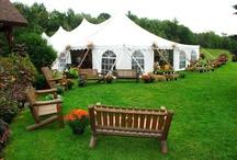 Tents & Tent Decor