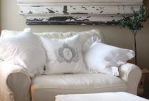 Vintage sitting room