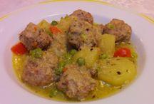 Polpette & Co. / Carne tritata ed altro