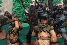 Painted LOD Toy Soldiers