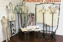 Monthly Specials / Promotion/Deals  Feel free to give us a call : 1-888-818-1991