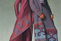 60'~ボヘミアンファッション