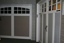 Amazing Garages and Garage Doors / Who says garage doors have to be boring? Not us! Here's a collection of some of the best looking garages and garage doors around. Our Toledo Home Pro member Quality Overhead Door has many examples of fantastic design ideas!