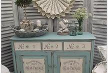 muebles y patinas