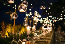 Outdoor Event / Beautiful ideas for your outdoor event.