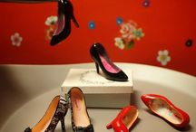 DIY skor och kläder