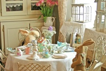 Tea Party Place Design