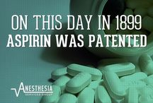 This Day in History / Interesting medical inventions, inventors and historical facts.