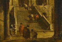 Malarstwo - XVIII wiek