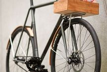 Inspiring around bicycles / Other, very inspiring people, bicycles and products we like ...
