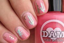 Dam Nail Polish Favorites