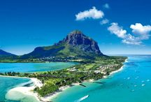 Ile Maurice / Pictures of Maurice Island