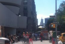 New York City / My favorite places in NYC