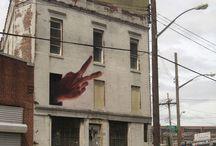 Street Art / by Max Steinman
