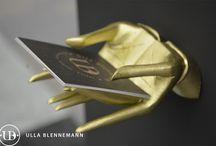 Trendspotting - Gold - Ulla Blennemann / gold details make your rooms sparkle