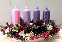 advent wreaths ideas