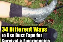 how to use duct tape