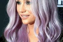 Celebrities w/ Dyed Hair