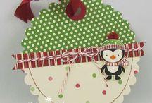 Biglietto Natale / Natale