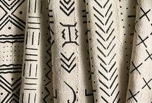 Tecidos afro