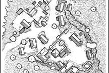 antik şehir planları