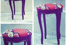 African inspiration furnitures