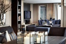 • Inspiring Spaces • / Ispiring Interior Design and Spaces