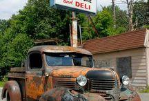 Rat Rod Trucks / Rat Rod Trucks